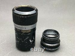 Leica Elmar Non Standard 4,5/135mm TESTED
