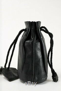 Leica Elmar-c 90mm f4 /w caps, hood &leather pouch Leitz Wetzlar M