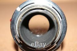 Leica Ernst Leitz Elmar 9cm 90mm f4 Collapsible