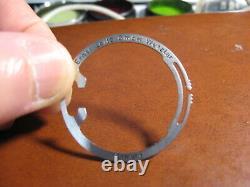 Leica Ernst Leitz GmbH Aperture Setting Ring for Screw Mount Lens 50mm Elmar