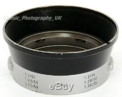 Leica IROOA / 12571J Lens Hood for LEITZ Summaron-M Summicron-M 35mm F2 Elmar-M