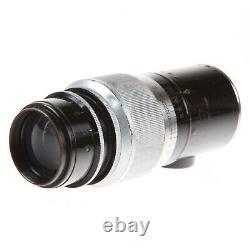 Leica L39 Ltm Ernst Leitz Wetzlar Elmar F4.5 135mm Coupled Lens & Viewfinder