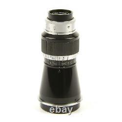 Leica Leitz 105mm F6.3 Mountain Elmar Elzen-chrom #655