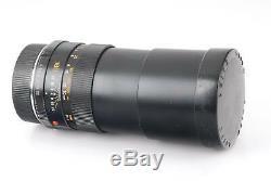 Leica Leitz 180mm/14.0 Elmar-R Lens 3-Cam Germany 2935006