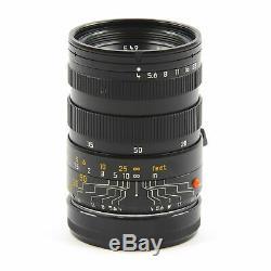 Leica Leitz 28-35-50mm F4 Tri-elmar-m Asph Mk II E49 6-bit 11625 #2153