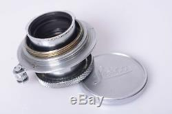 Leica Leitz 50mm/13.5 Elmar M39 Lens 711891