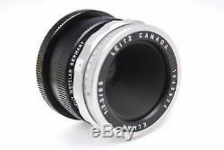 Leica Leitz 65mm/13.5 Elmar M mit 16464 Einstellschnecke OVP