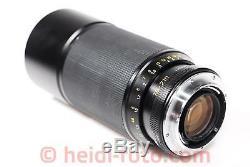 Leica Leitz 70-210mm/14.0 Vario-Elmar-R E60 3400525