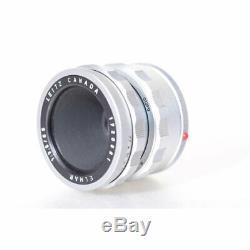 Leica / Leitz Canada Elmar 3,5/65 für Visoflex mit OTZFO Einstellschnecke