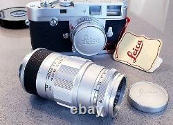 Leica Leitz ELMAR-M 5cm 50mm f2.8 Collapsible M Mount Lens MINT