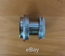 Leica Leitz Elmar 12,8 50mm, Leica-M, adaptierbar an Systemkameras