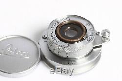 Leica Leitz Elmar 3,5/3,5mm M39