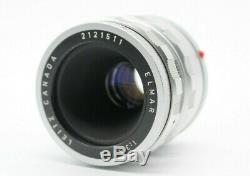 Leica Leitz Elmar 3.5/65 Objektiv 65mm f/3,5