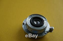 Leica Leitz Elmar 3,5cm 13,5 / Baujahr 1938
