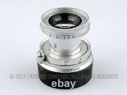 Leica Leitz Elmar 50mm F/2.8 Lens for Leica M