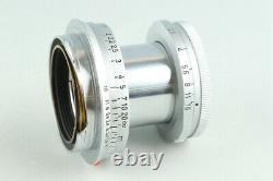 Leica Leitz Elmar 50mm F/2.8 Lens for Leica M #29491 C1