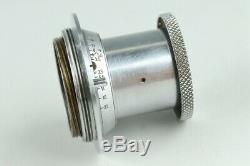 Leica Leitz Elmar 50mm F/3.5 Lens for Leica L39 #23356 C1