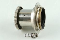 Leica Leitz Elmar 50mm F/3.5 Lens for Leica L39 #34174 C1