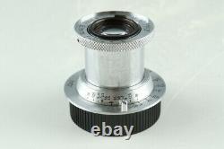 Leica Leitz Elmar 50mm F/3.5 Lens for Leica L39 #35025 C2