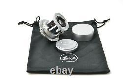 Leica Leitz Elmar 50mm F3.5 L39 screw mount lens LTM Germany S/N 728975