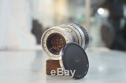Leica Leitz Elmar 50mm f2.8 Collapsible M Mount Lens