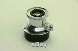 Leica Leitz Elmar 5cm 13.5 Leica-M39 50mm, No. 689471