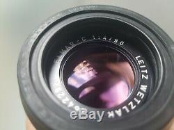 Leica Leitz Elmar C 90mm f/4 M-mount