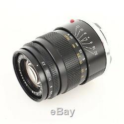 Leica Leitz Elmar-C 90mm f4 M Mount Lens EX+++