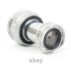 Leica Leitz Elmar Collapsible 4/9cm f/4.0 9cm for Leica M No. 1459531