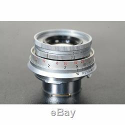Leica / Leitz Elmar-M 2,8/50 E-39 Elmar M 50mm F/2.8 Standardobjektiv