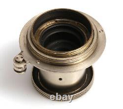 Leica Leitz Elmar Nickel 13,5 f=50 mm #156434 M39 Gewinde