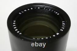 Leica / Leitz Elmar-R 4,0 / 180 mm Objektiv Germany