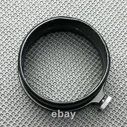 Leica Leitz FISON black paint A36 Clamp-on Lens Hood For Elmar 5 cm Original