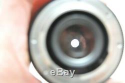 Leica Leitz Macro-Elmar-R 100mm 14 Lens for Bellows Macro Focusing Bellows