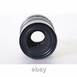 Leica / Leitz Macro-Elmar-R 4,0/100 Modell 11234 100mm F/4 Tele Lens