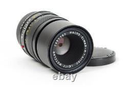 Leica Leitz Macro Elmar R 4/100mm f/4.0 100mm for Leica R No. 2885380