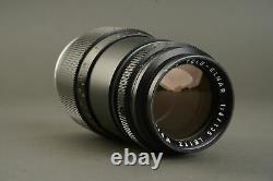 Leica Leitz Tele-Elmar 14 / 135mm lens (Leica M mount)