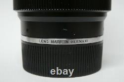 Leica / Leitz Tele Elmar-M 4 / 135 mm Objektiv Made in Germany