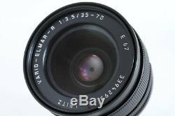 Leica Leitz VARIO ELMAR R 35-70mm F3.5 3CAM with Box #EB2047