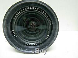 Leica Leitz Vario-Elmar-R 13.5/35-70 mm E60 Cam Lens
