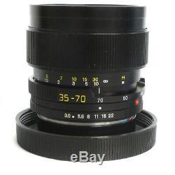 Leica Leitz Vario-Elmar-R 13,5 / 35-70mm E60 3Cam Fotofachhändler