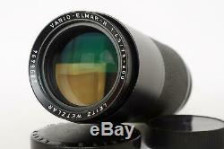 Leica Leitz Vario-Elmar-R 75-200mm 14.5, 3-cam (Leica R mount)