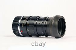 Leica Leitz Wetzlar 90mm f4 Elmar C Lens, M Mount