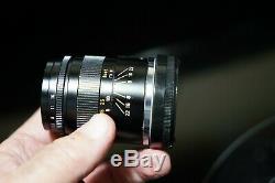Leica Leitz Wetzlar 90mm f4 Elmar-C for CL Germany