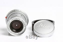 Leica Leitz Wetzlar ELMAR M 2,8/50 versenkbar