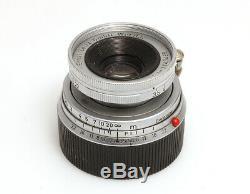 Leica Leitz Wetzlar Elmar 3,5/5 cm #1140439 für die Leica M