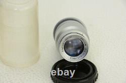 Leica Leitz Wetzlar Elmar 4/ 90 mm chrom f. Leica-M39