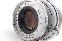 Leica Leitz Wetzlar Elmar 50mm f/2.8 Lens for M Mount Free Shipping #550