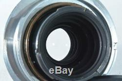 Leica Leitz Wetzlar Elmar 5cm 50mm F/3.5 13.5 3.5/50 Leica M Mount Lens (ny834)
