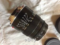 Leica Leitz Wetzlar Elmar C 14 90mm
